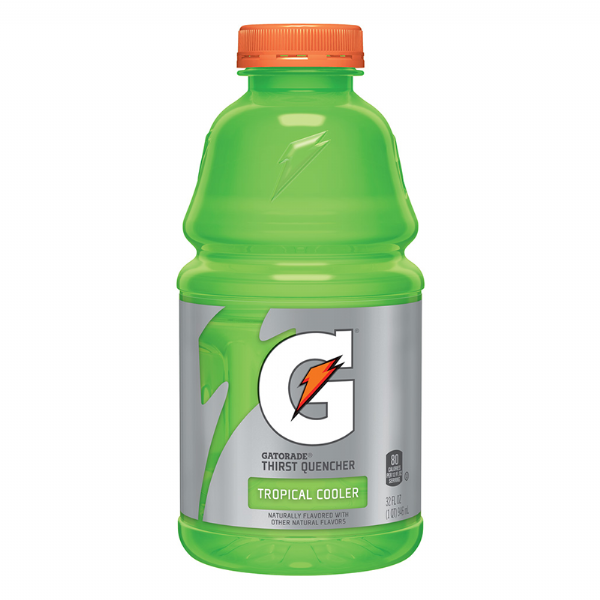 Gatorade Tropical Cooler 32oz  946ml